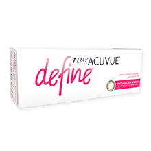1 Day ACUVUE Define - Natural Shimmer