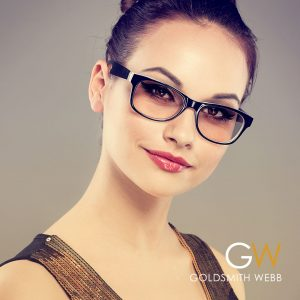 Photochromic Lenses promotion brought to you by Goldsmith Webb Opticians